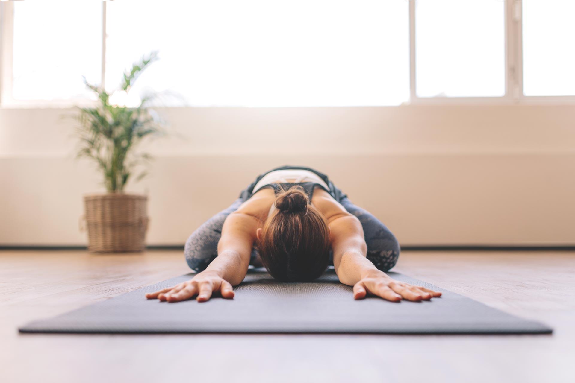 Yoga zur Rückbildung